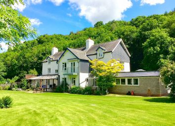 Thumbnail 8 bed detached house for sale in Plas Gwyn, Aberedw, Builth Wells, Powys