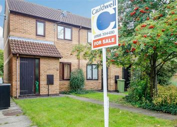 Thumbnail 2 bed end terrace house for sale in Paprika Court, Walnut Tree, Milton Keynes
