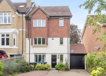 Thumbnail 4 bed property to rent in Downs Road, Coulsdon
