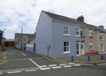 Thumbnail 3 bed terraced house to rent in Gordon Street, Pembroke Dock, Pembrokeshire