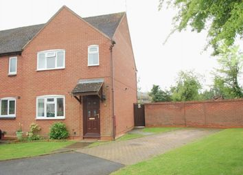 Thumbnail 3 bed end terrace house for sale in Holland Meadow, Welford On Avon, Stratford-Upon-Avon