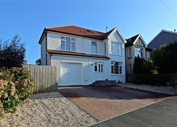Thumbnail 5 bed semi-detached house for sale in Heol Y Parc, Efail Isaf, Pontypridd