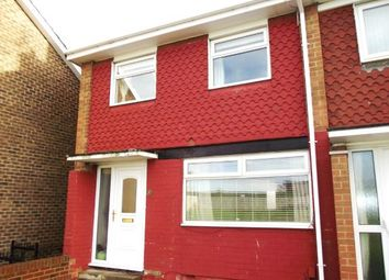 Thumbnail 3 bed end terrace house for sale in Stapleford Road, Middlesbrough