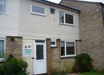 Thumbnail 3 bed property to rent in Adderley, Bretton, Peterborough