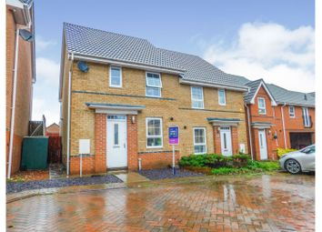 3 bed semi-detached house for sale in Osprey Drive, Scunthorpe DN16