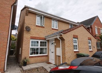 Thumbnail 3 bed semi-detached house to rent in Langdon Close, Consett