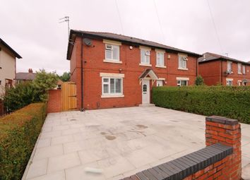 Thumbnail 3 bed semi-detached house for sale in Freeman Road, Dukinfield