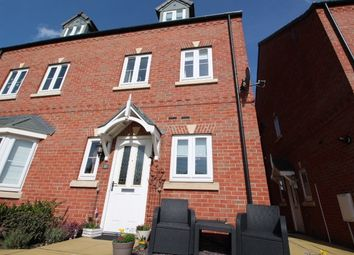 Thumbnail 3 bed semi-detached house for sale in Canalside View, Kilnhust