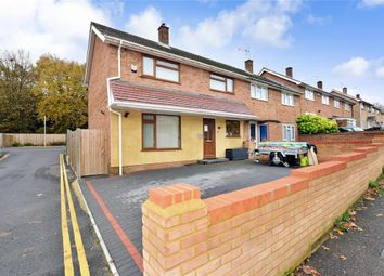 Thumbnail 3 bed end terrace house for sale in Albatross Avenue, Strood, Rochester, Kent