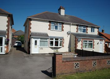 Thumbnail 3 bed semi-detached house for sale in Hathern Road, Shepshed, Loughborough