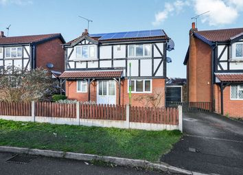 Thumbnail 4 bed detached house for sale in Buckingham Close, Kirkby-In-Ashfield, Nottingham
