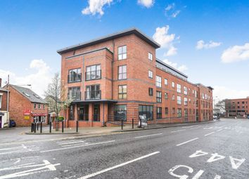 Thumbnail 2 bed flat for sale in Newport Street, Worcester