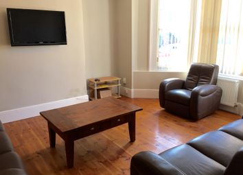 Thumbnail 6 bedroom shared accommodation to rent in Heaton Park Road, Newcastle Upon Tyne