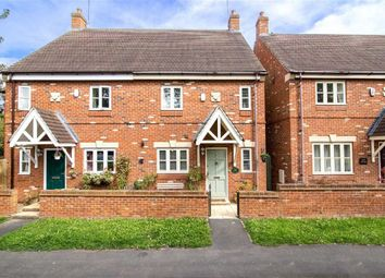 Thumbnail 4 bed semi-detached house for sale in Park View Court, Warwick Road, Kineton, Warwick