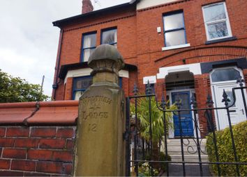 Thumbnail 6 bed semi-detached house to rent in Lime Road, Manchester