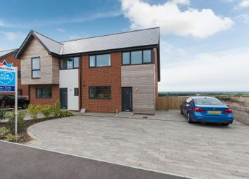 Thumbnail 3 bed semi-detached house for sale in Canterbury Road West, Cliffsend, Ramsgate