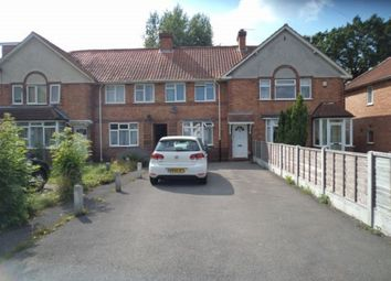 Thumbnail 3 bed terraced house to rent in Hazelville Road, Hall Green, Birmingham