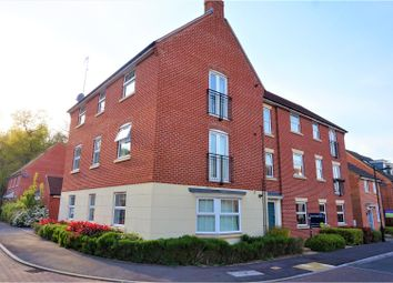 Thumbnail 2 bed flat for sale in Chilworth Way, Hook