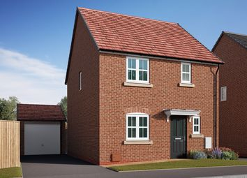 "Thumbnail 3 bed detached house for sale in ""The Elliot"" at Southfield Lane, Tockwith, York"