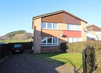 Thumbnail 2 bed semi-detached house for sale in Park Road, Blackridge, Bathgate