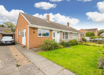 Thumbnail 3 bed semi-detached bungalow for sale in Longfield View, Normanby