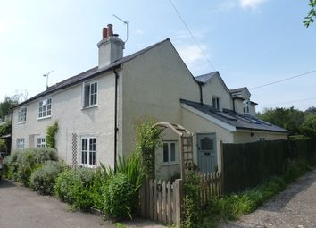 Thumbnail 3 bed cottage to rent in Gravel Hill Road, Holt Pound, Farnham