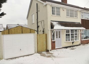 Thumbnail 3 bed semi-detached house to rent in Willson Croft, Hall Green, Birmingham
