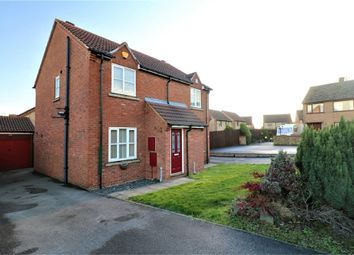 Thumbnail 2 bed semi-detached house to rent in Nethercroft, Barugh Green, Barnsley, South Yorkshire