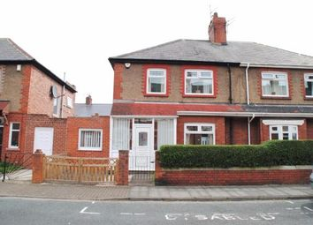 Thumbnail 4 bed semi-detached house for sale in Wansbeck Road, Jarrow