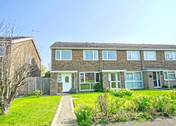 Thumbnail 4 bedroom end terrace house for sale in Longfellow Place, Eaton Ford, St. Neots