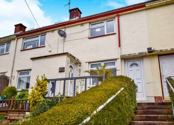Thumbnail 3 bed terraced house for sale in Graig View, Machen, Caerphilly