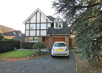Thumbnail 4 bed detached house for sale in Coldharbour Lane, Bushey