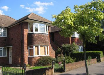 Thumbnail 2 bed flat to rent in Avondale Avenue, Staines, Middlesex