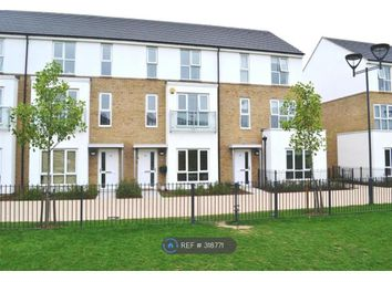 Thumbnail 4 bedroom terraced house to rent in Spring Promenade, West Drayton
