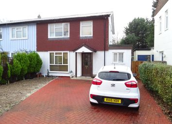 3 bed semi-detached house for sale in Parkside, New Haw KT15