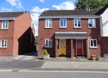 Thumbnail 2 bed property to rent in Wade Street, Lichfield, Staffordshire