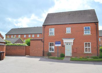 Thumbnail 3 bed semi-detached house for sale in Maxtock Avenue, Lichfield