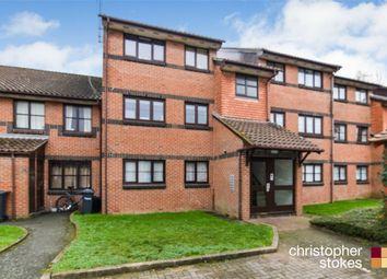 Thumbnail 2 bed flat for sale in Hamburgh Court, Cheshunt, Waltham Cross, Hertfordshire