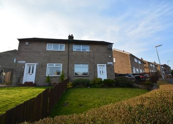 Thumbnail 2 bedroom semi-detached house for sale in Kinarvie Place, Crookston