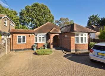Thumbnail 3 bed detached bungalow for sale in Cranbrook Drive, Esher, Surrey
