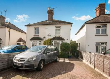 Thumbnail 2 bed semi-detached house for sale in Albert Road, Horley, Surrey