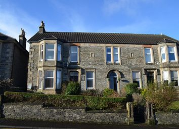 Thumbnail 2 bed property for sale in Victoria Road, Dunoon, Argyll And Bute