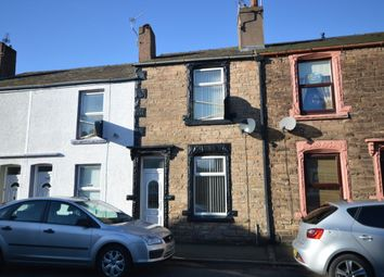 Thumbnail 2 bed terraced house for sale in Corporation Road, Workington