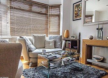 Thumbnail 3 bed terraced house to rent in Carnanton Road, London