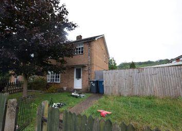 Thumbnail 3 bed semi-detached house for sale in West Furlong, Cotgrave, Nottingham