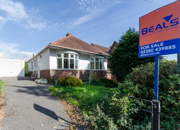 Thumbnail 3 bed detached bungalow for sale in Witts Hill, Southampton