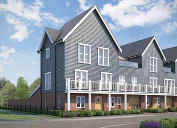 Thumbnail 4 bed detached house for sale in Beaulieu Heath, Centenary Way, Off White Hart Lane, Chelmsford Essex