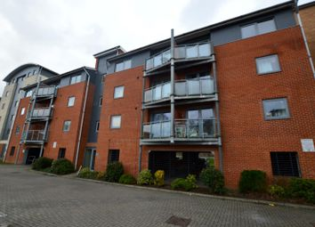 Thumbnail 2 bedroom flat to rent in St James Place, De Grey Road, Essex