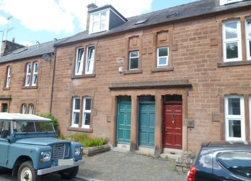 Thumbnail 2 bed maisonette for sale in Primrose Street, Dumfries
