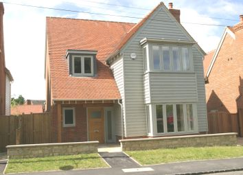 Thumbnail 4 bed property for sale in Bicester Road, Aylesbury